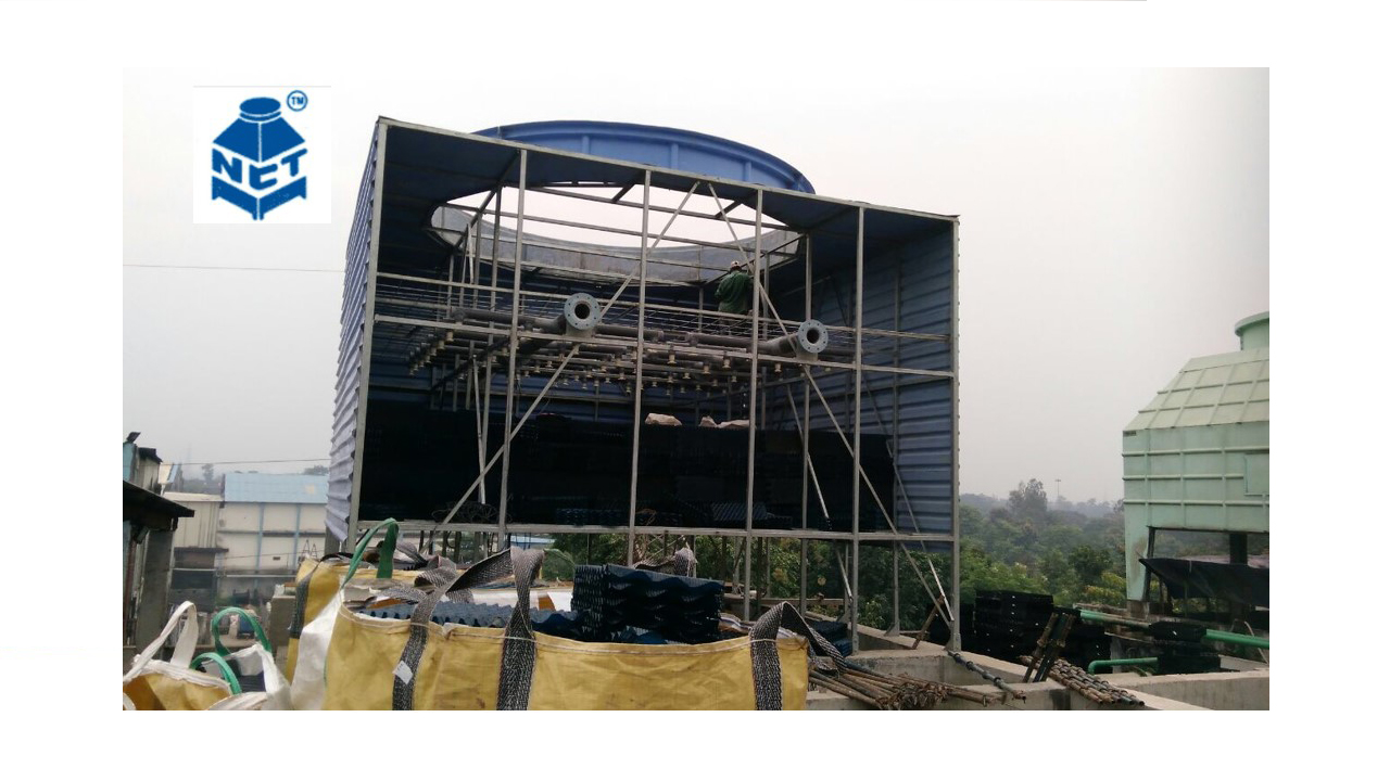 Pultruded Cooling Tower Frp Pultruded Cooling Tower