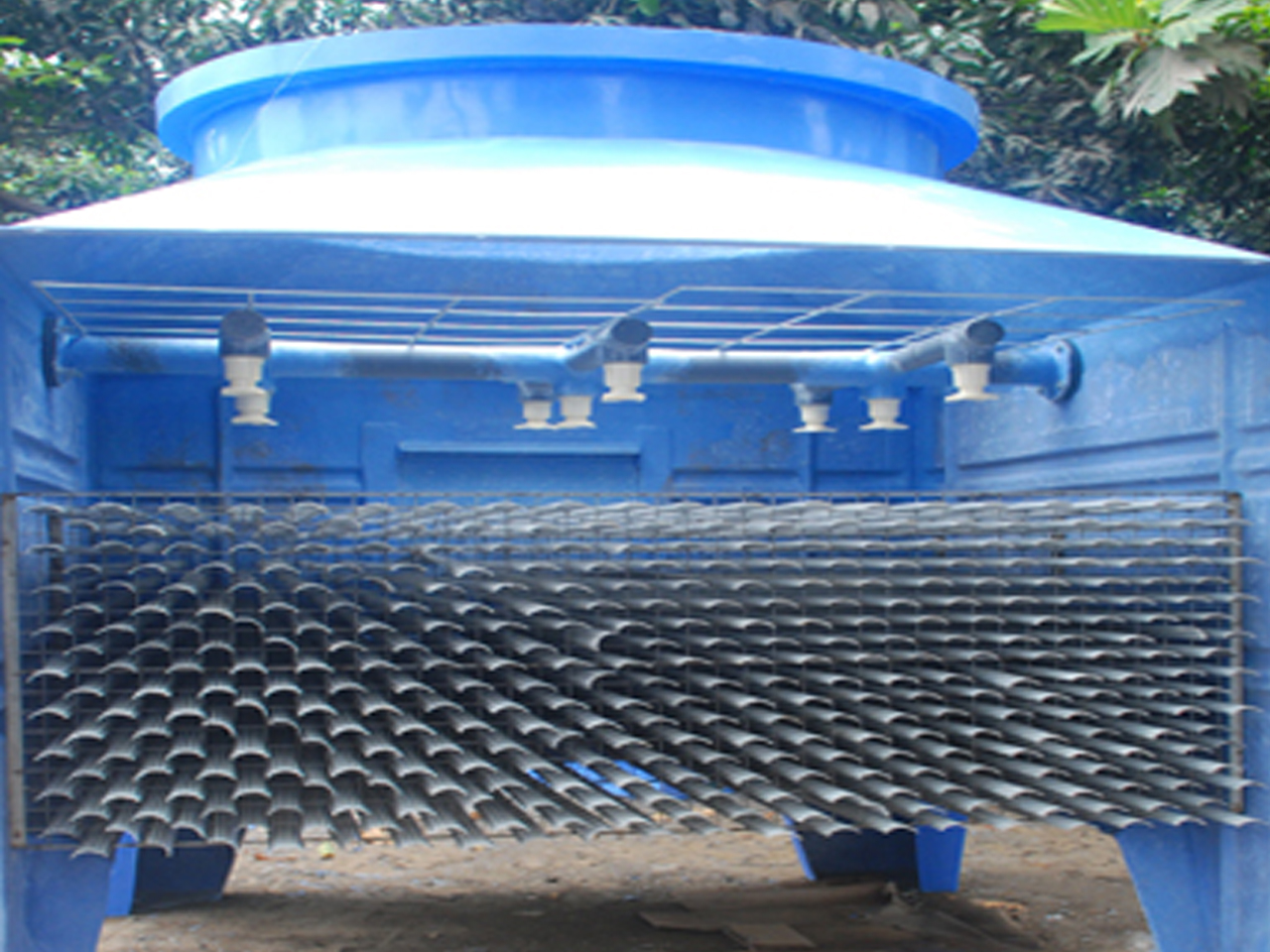 300TR FRP SQT COOLING TOWER